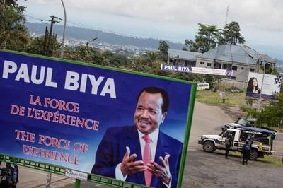 カメルーン、英語圏の衝突で死者 7日に大統領選 独立派は妨害の構え