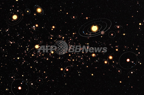 「1天文単位は1億4959万7870.7キロ」、国際天文学連合が新数値