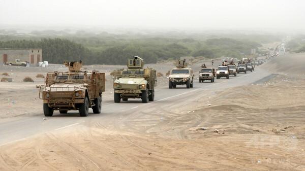 イエメン政権部隊、主要港奪還へ攻撃開始 人道支援への影響に懸念
