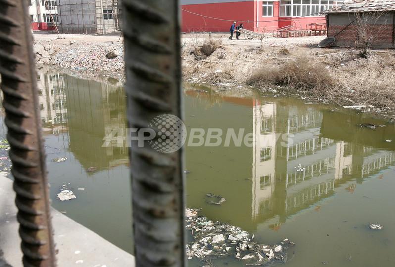 環境汚染が原因の「がん村」、中国当局が存在認める