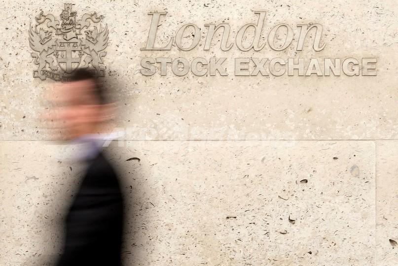 英金融監督当局、株式の「空売り」を禁止