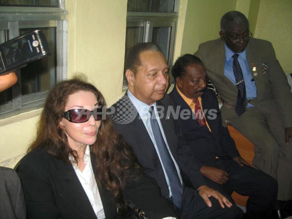25年ぶりに帰国のデュバリエ元大統領、その目的は?ハイチ