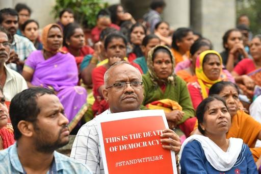 印政府のカシミール自治権剥奪、印パ対立激化や反乱の懸念