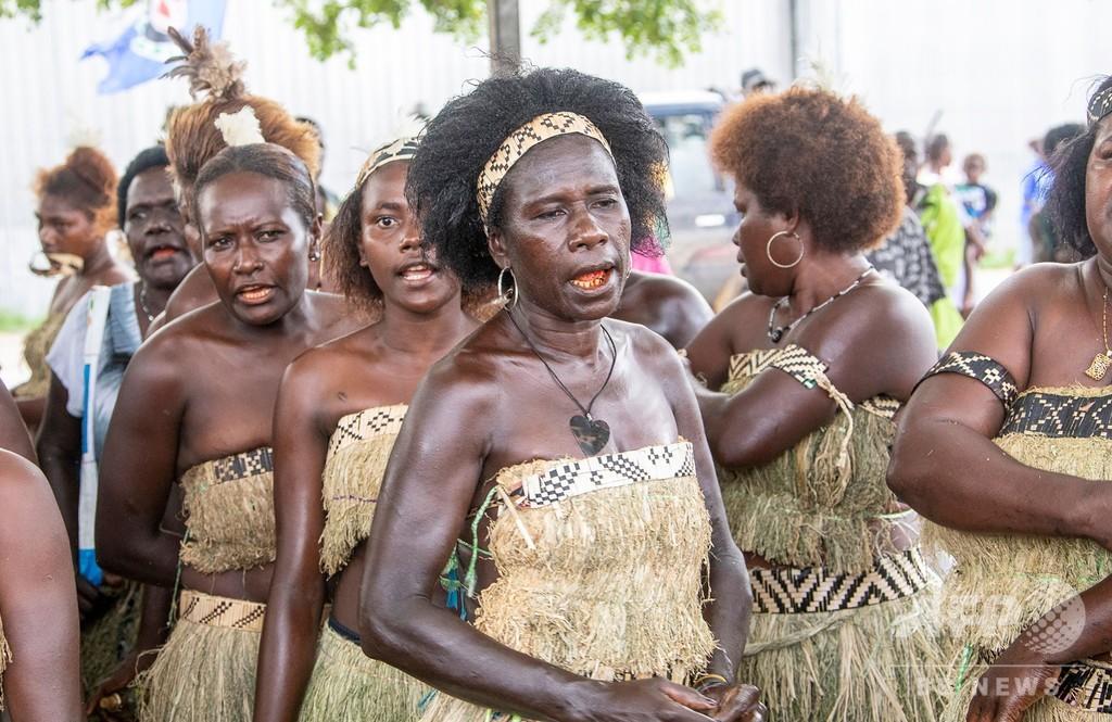 新国家誕生なるか? パプアニューギニア・ブーゲンビル自治州で住民 ...