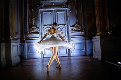 パリに現れたドガの世界、オルセー美術館でバレエパフォーマンス