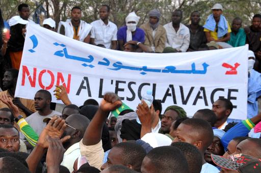 奴隷制残るモーリタニア、大統領選候補に人権団体が根絶を要求