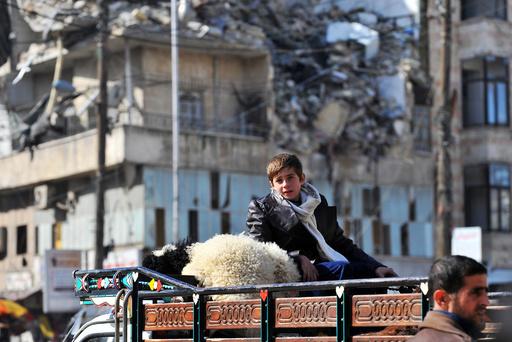 失われるシリアの子どもたち、ユニセフが資金援助を呼び掛け
