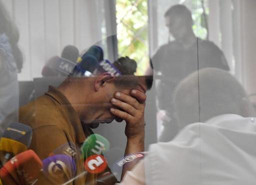 酔った警官が発砲、5歳児に当たり死亡 ウクライナで怒り噴出