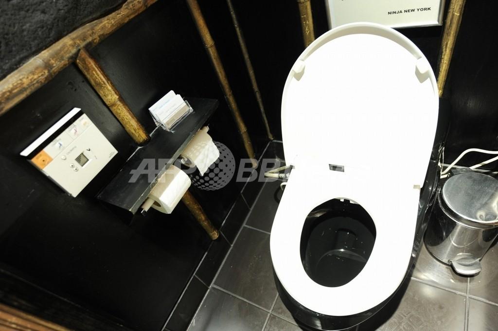 全米トイレ・ランキング、1位はフィールド自然史博物館