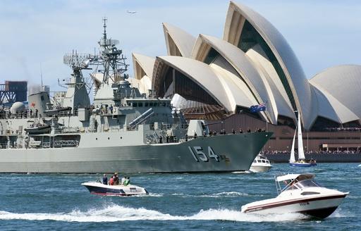核武装論も浮上、米中のはざまで国防めぐる議論続くオーストラリア