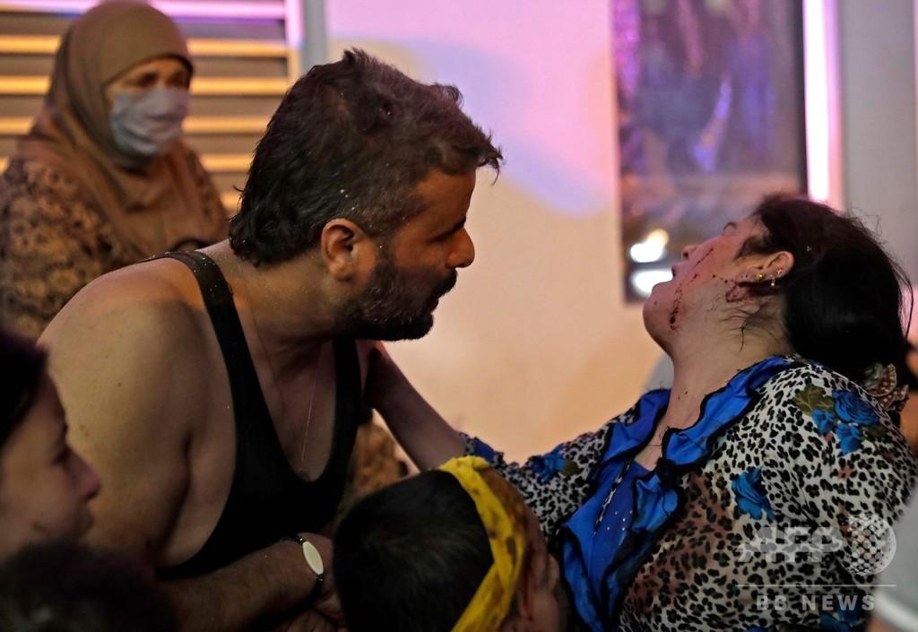野戦病院と化した医療現場 医師「終末戦争そのもの」 レバノン大爆発