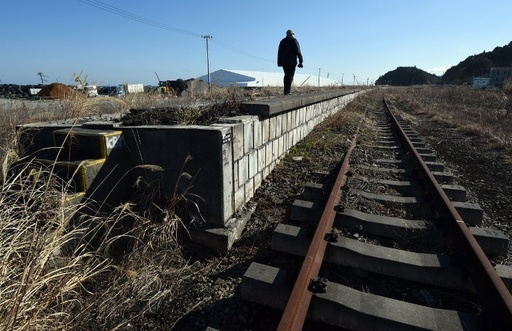 震災の記憶を伝える福島の「ダークツーリズム」、さまざまな思い