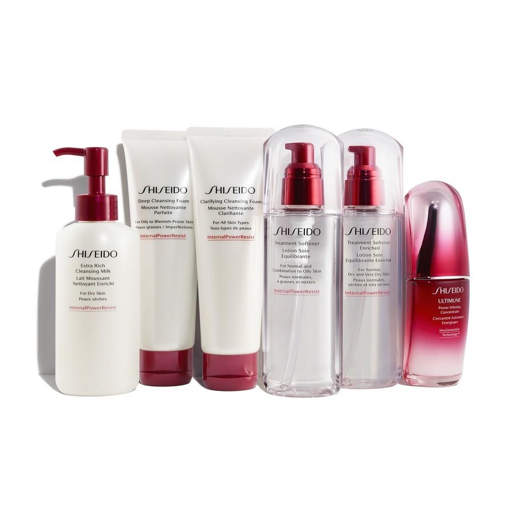 ゆるぎない美しさへ、「SHISEIDO」肌トラブルを未然に防ぐ洗顔料&化粧水