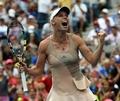 ボズニアツキがシャラポワ破り8強、全米オープン