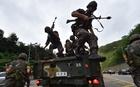 韓国兵2人が訓練中に死亡、拷問の模擬訓練で窒息か