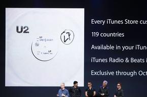 アップル、U2の無料アルバム削除用サイトを開設
