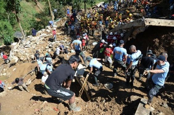台風22号、フィリピンの死者74人に 中国・広東省では4人死亡