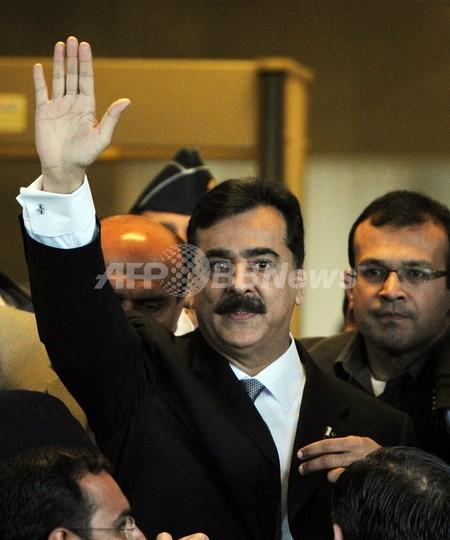 パキスタン最高裁、首相を法廷侮辱罪で起訴