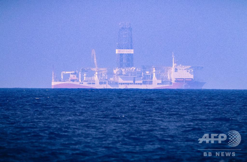 EU、トルコに対抗措置 キプロス沖でのガス採掘めぐり
