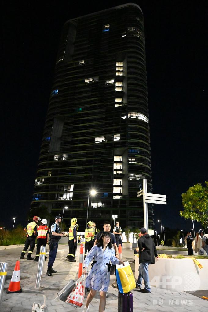 豪シドニーの高層住宅でひび発見、半年間で2例目 建築条例を全面的見直しへ