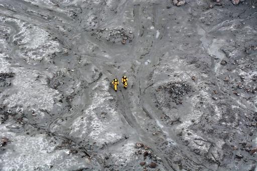 NZ火山噴火、死者・行方不明者全員の身元明らかに