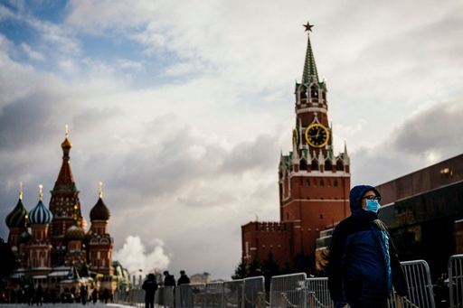 モスクワの1月の平均気温、観測史上最高を記録