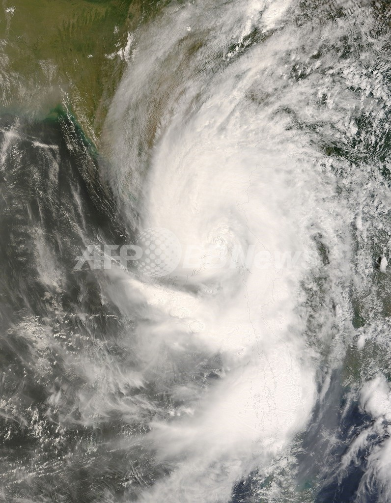 暴風雨の大型化は地球温暖化のせ...