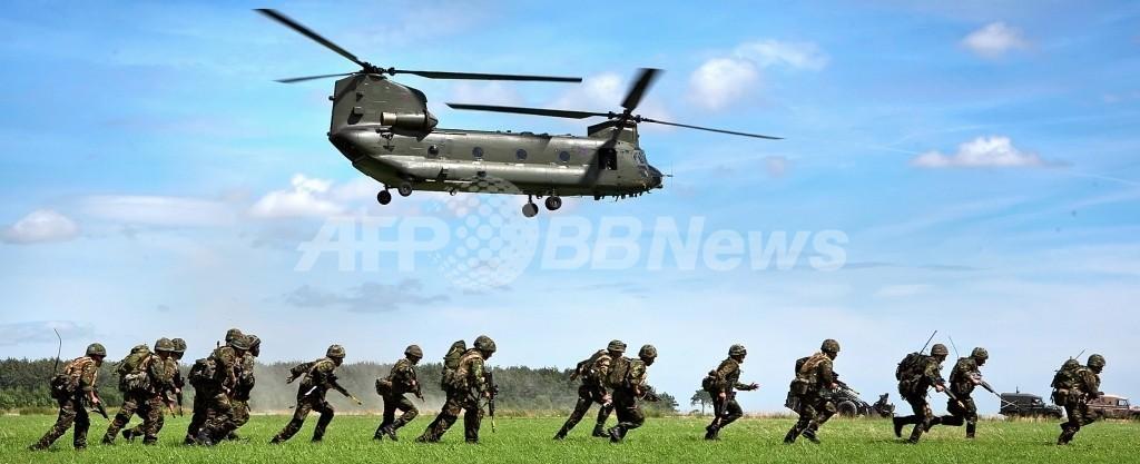 「アフガニスタン派遣は無価値だ」、英SAS元司令官が怒りのインタビュー