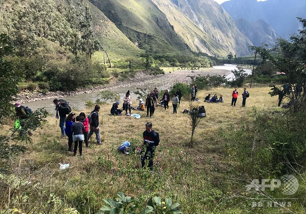 マチュピチュ遺跡付近で列車同士が衝突、6人負傷