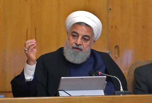 イラン、核合意の一部履行を停止