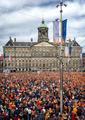 ベアトリックス女王が退位、オランダ新国王が誕生