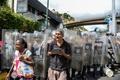 「ハムをよこせ!」 年末年始の伝統食材不足でベネズエラ国民が抗議