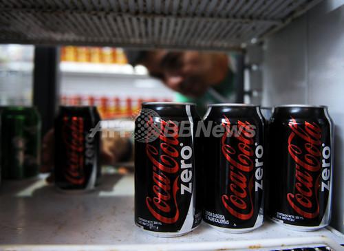 コカ・コーラ ゼロ、ベネズエラで回収 「健康に害」と政府指摘