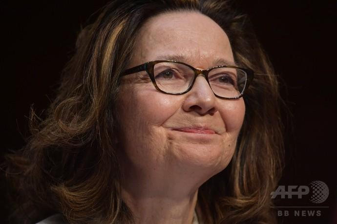 ハスペル氏、女性初のCIA長官に 米上院が承認