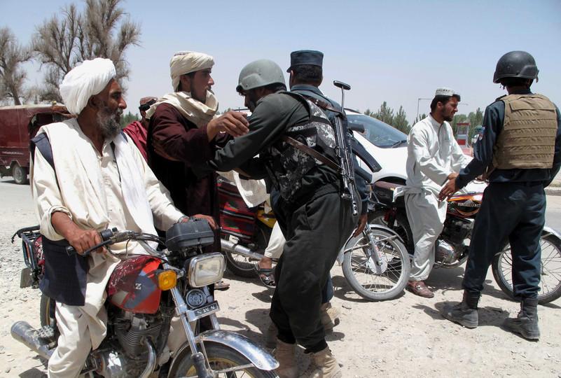 「南部でタリバンに勝利」、アフガン治安部隊が発表