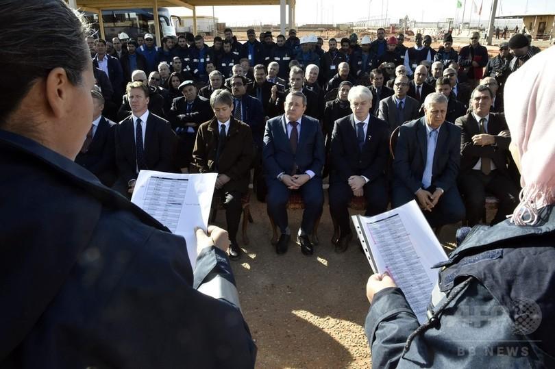 邦人も犠牲に、アルジェリア人質...