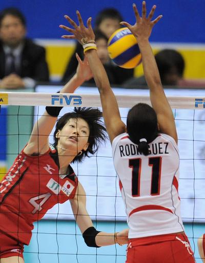 日本女子、ドミニカ共和国に敗れ2勝2敗 グラチャンバレー
