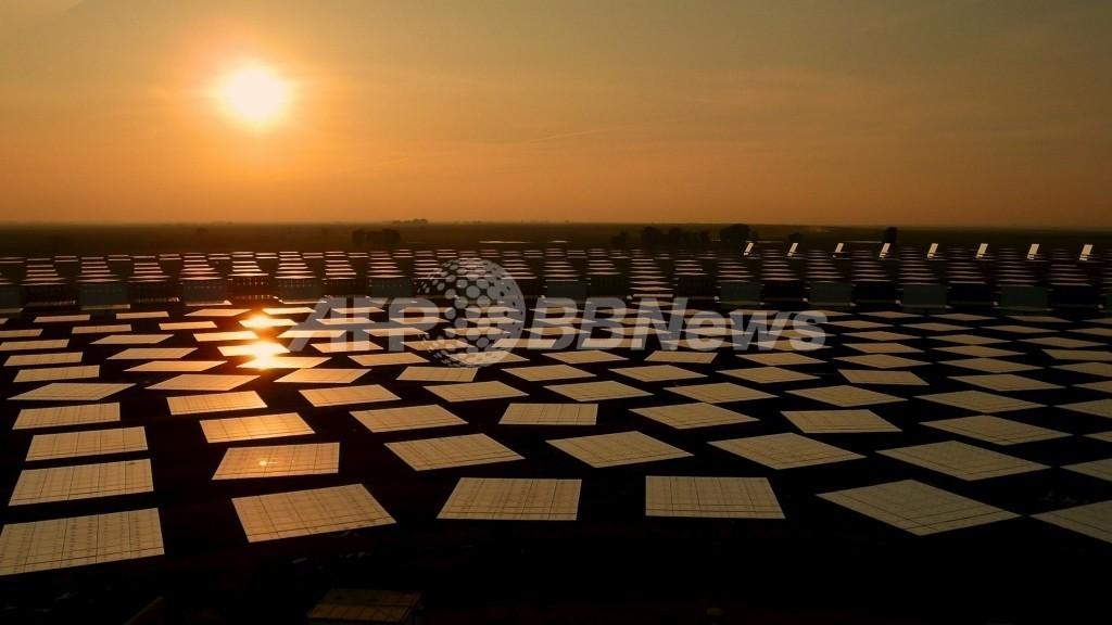 再生可能エネルギーのイノベーション投資(1):集光型太陽熱発電