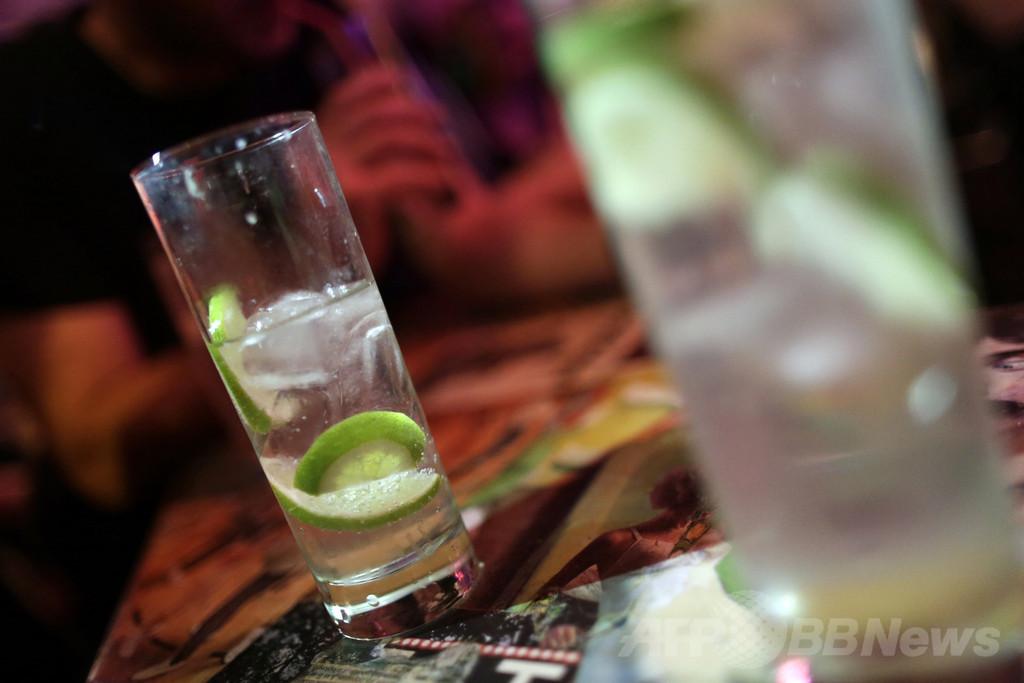 粉末アルコール飲料、米国で認可
