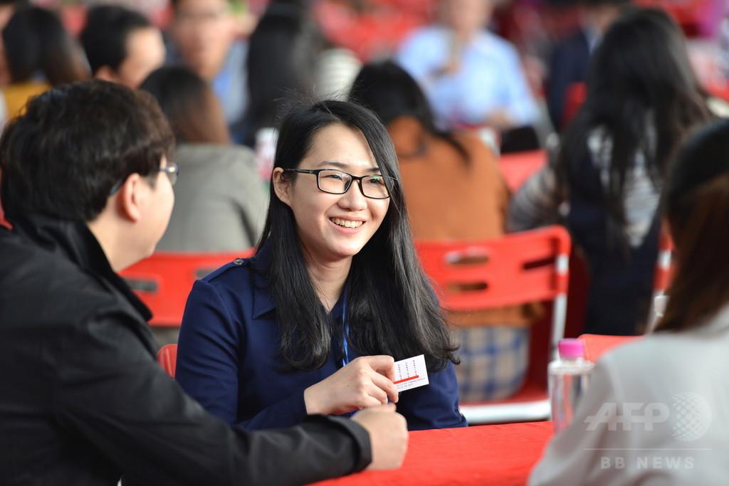 「恋人がいない」中国の大学生の7割、原因は「内向的」