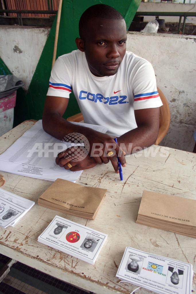 遅延を伴いながら議会選挙の第1回投票開始