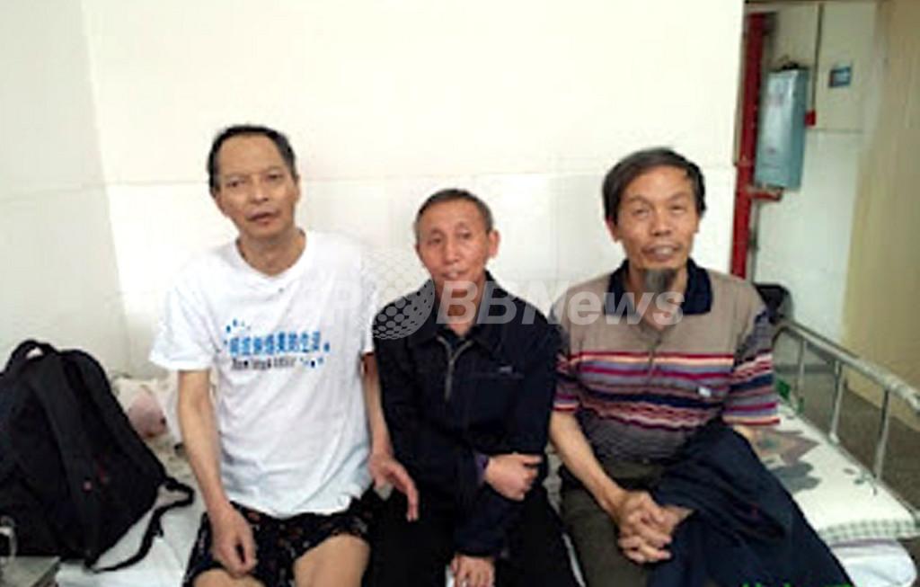 不審死した中国人活動家の妹と夫、当局に身柄拘束される