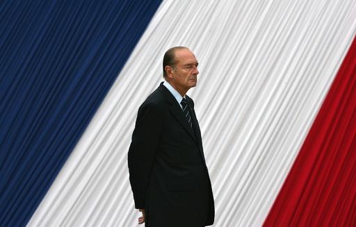 30年超のキャリア誇る仏政治家、ジャック・シラク元大統領