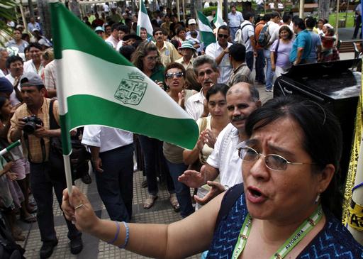 南米ボリビアで約半数の県が自治の動き、情勢不安定化の恐れも
