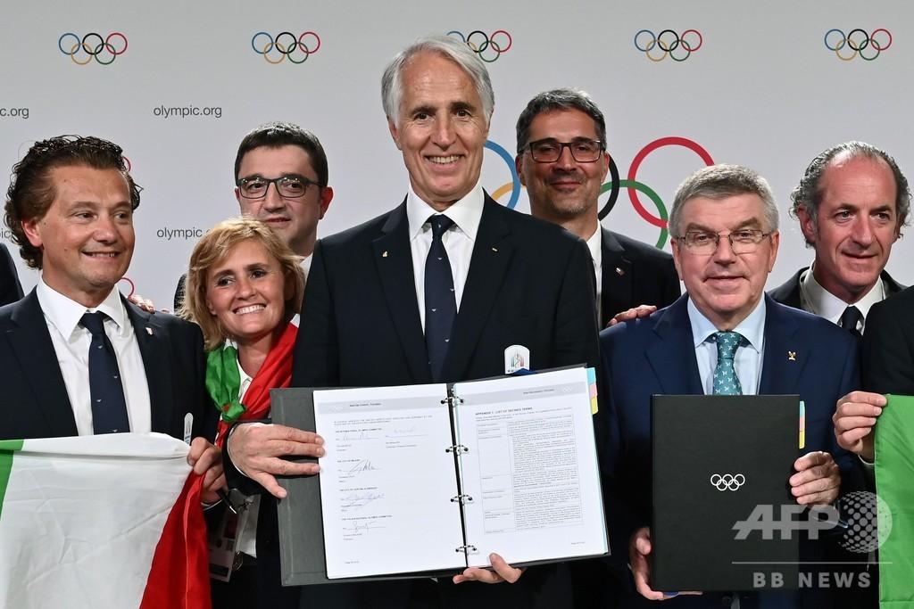 イタリアが東京五輪除外に直面、IOCが新たな法律の枠組みに「懸念」