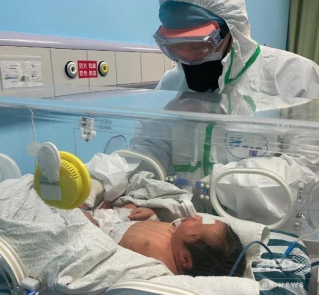 コロナ 赤ちゃん 感染
