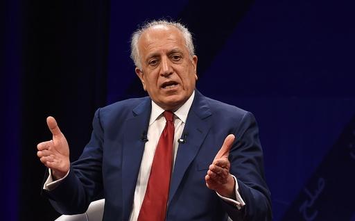 タリバンとの7度目の和平協議は「最も建設的」、米特別代表