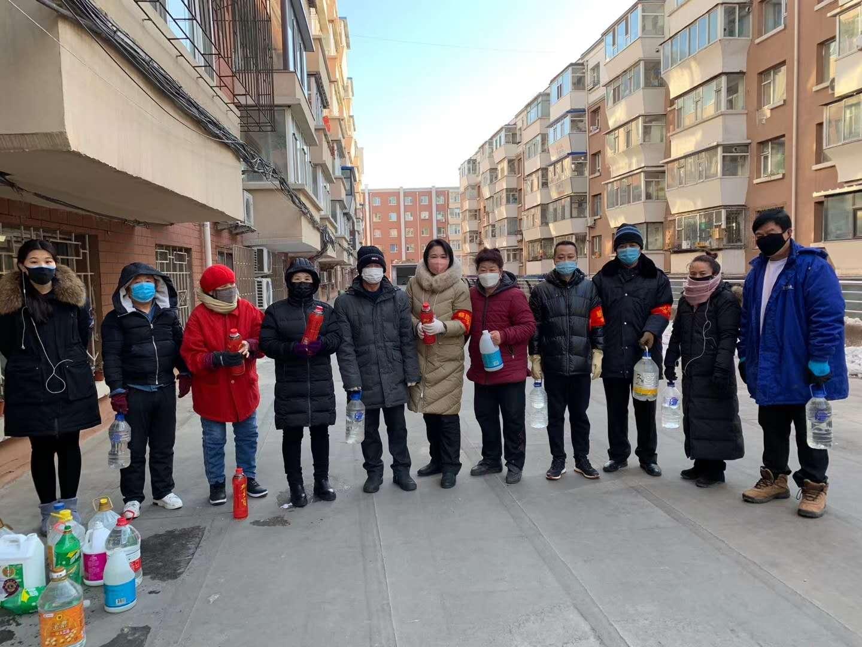「逆行」の日本人女性、第二の故郷で共に闘う 中国・長春市