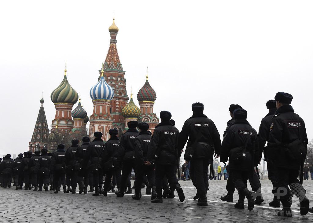 ロシアに衝撃、詩を暗唱していた10歳少年を警察が強制連行