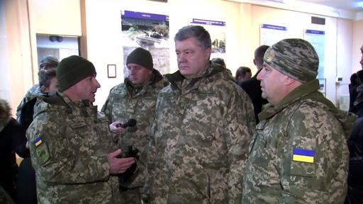 動画:ウクライナ大統領、NATOに軍艦派遣要請 ロシアによる艦船拿捕受け